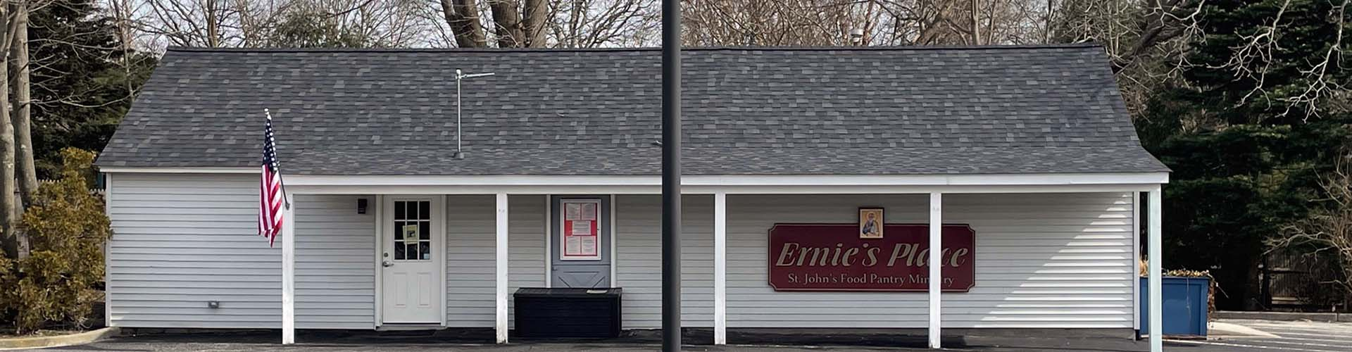 Ernie's Place Food Pantry